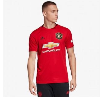 Manchester United Home Shirt 19/20